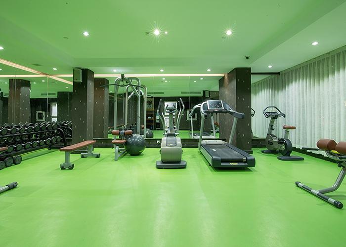 Kravan Hotel Phnom Penh Cambodia Fitness Center