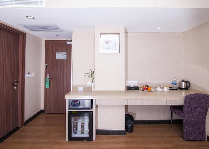 Kravan Hotel Phnom Penh Cambodia Room View